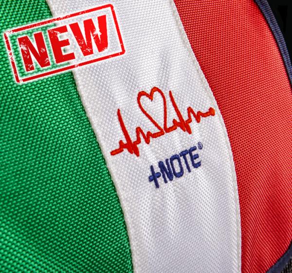 Borsa zaino per navigatore +Note Evo personalizzata, multicolore