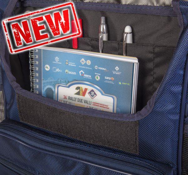 Co-driver backpack bag +Note Evo