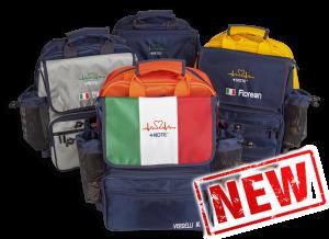 Custom co-driver backpack bag +Note Evo, multicolour