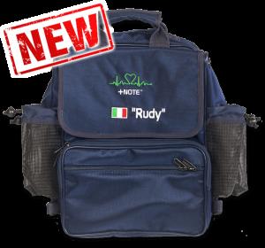 Custom co-driver backpack bag +Note Evo