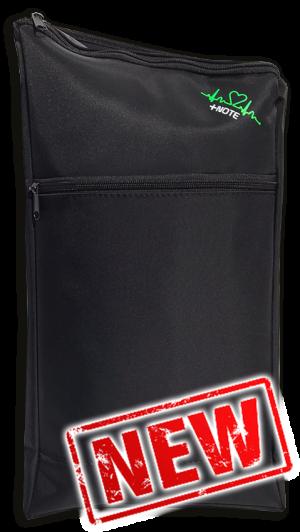 Tasca laterale abitacolo +Note, portiera posteriore, lato pilota